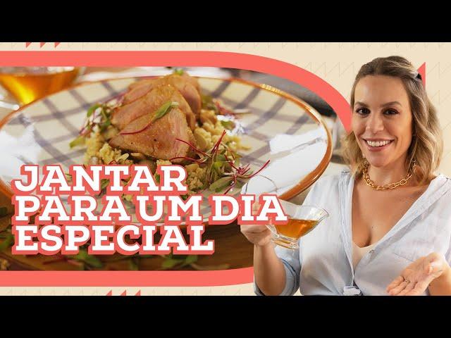 JANTAR ROMÂNTICO EM CASA COM 50 REAIS!   DEB COZINHA   Go Deb