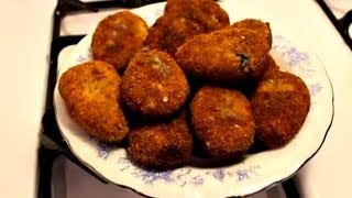 How to make Fish Cutlets -KERALA  Appetizer Video Recipe