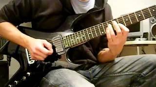 Lynyrd Skynyrd - Freebird solo tutorial (a few tricky parts)
