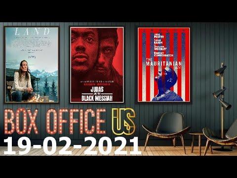 U.S Box Office | February 19 | البوكس أوفيس الأمريكي | 19 فبراير 2021
