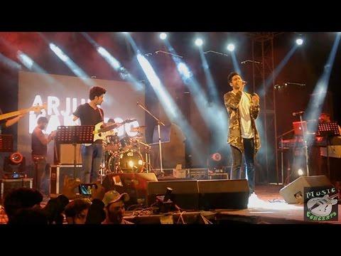 Arjun Kanungo Live Performance in Kolkata- Part 1