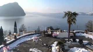 Panorama vom See- und Seminarhotel Floraalpina in Vitznau