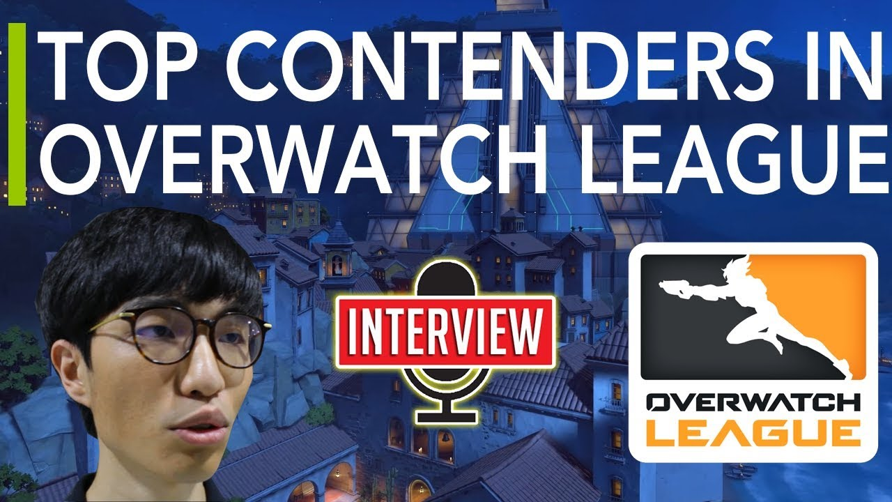 Overwatch | C9 Kongdoo VS NC Foxes ft Fissure Top Contenders In Overwatch  League - | APEX Highlgihts