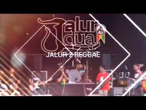 Jalur 2 reggae - musik pelangi audio live (project)