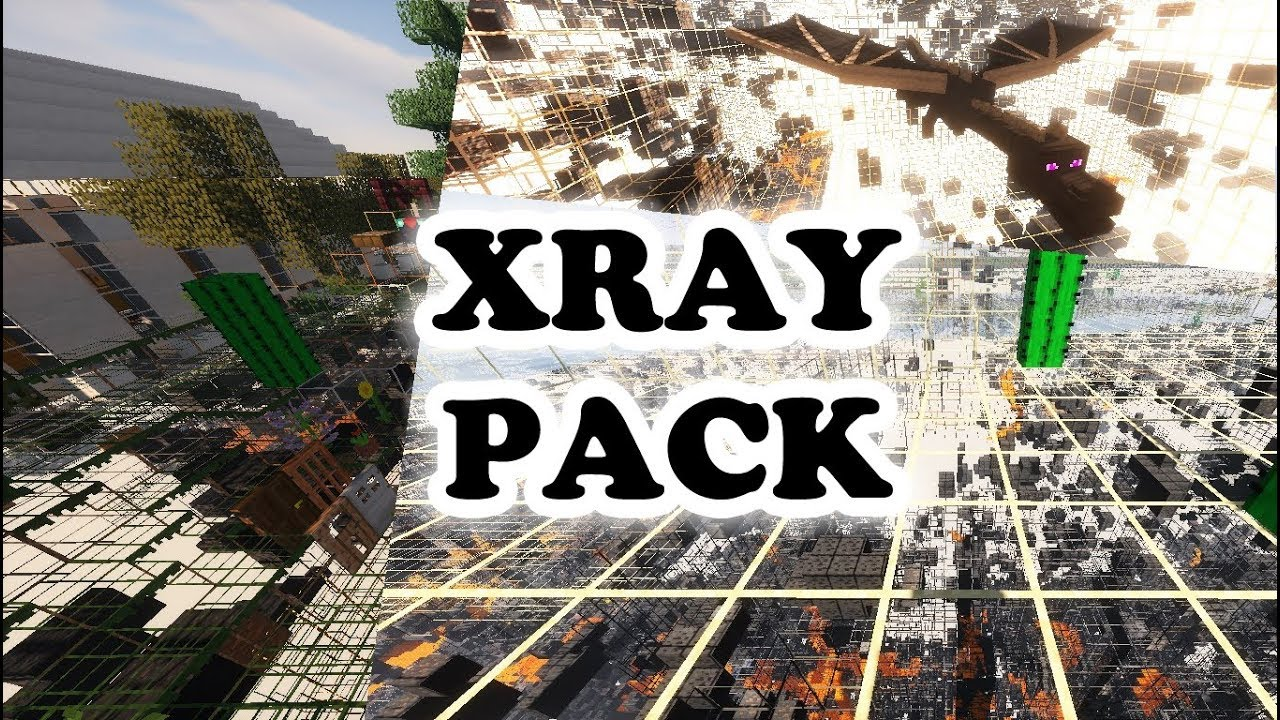 x ray texture pack 1.6.4