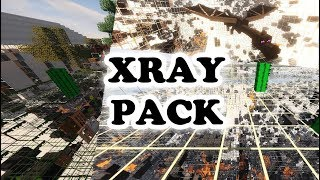 XRAY Texture Pack ☛ [1.8/1.9/1.10/1.11/1.12 - UPDATED] ✩ DOWNLOAD LINK ‼