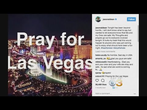 Country Music Stars Respond To Las Vegas Shooting