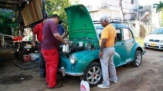 Neno: Havana's master mechanic
