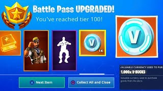UNLOCK THE SEASON 9 COMBAT PASS FOR FREE WITHOUT GLITCH. MERCI FORTNITE ✔