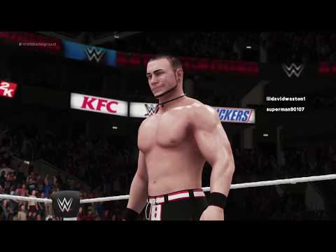 WWE 2K18| DDG Vs. Sean Avery World Title (NAW)
