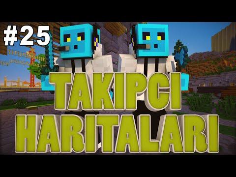 Minecraft Takipçi Haritaları - Bölüm 25