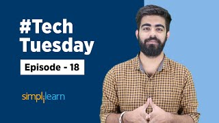 Tech News In 100 Seconds | TechTuesday Episode 18 | What's New In Technology 2019 | Simplilearn