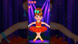 Baby Doll Dance Cartoon