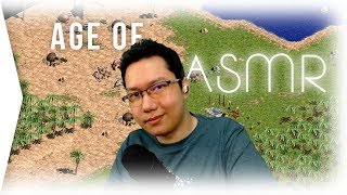 Age of ASMR ► Relax to the soothing sounds of Age of Empires gaming - AoE & Chill