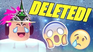 R.I.P THETHINKINGDUMBGUEST! (roblox deleted me again)
