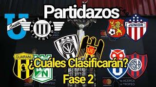 Mi Pronóstico Fase 2• Copa Libertadores 2021 ¿Cuáles avanzarán?
