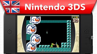 Ultimate NES Remix - Super Mario Bros. Mix Up! (Nintendo 3DS)