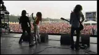 Juliette & The Licks - Got Love To Kill - Pinkpop