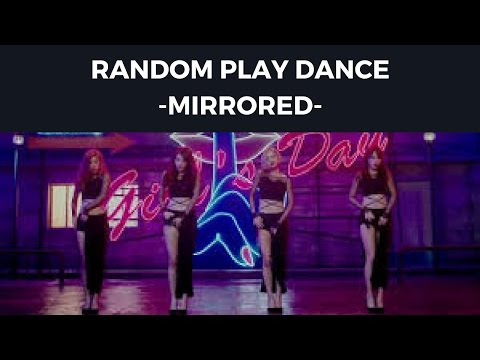 Random Play Dance [GIRL VERSION] [MIRRORED]