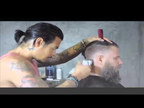 Nuevo corte de pelo para hombre peinados \u0026 felices año nuevo 2015 ( parte 1  )