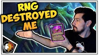 Hearthstone: RNG Loves To Destroy Me - Saviors Of Uldum
