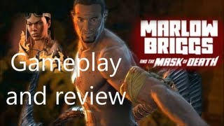 Marlow Briggs and the Mask of Death Gameplay and review