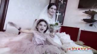 Самые красивые Невесты.  Фрагмент из Свадебного  клипа. Студия Шархан