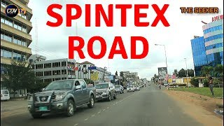 Spintex Road full coverage - Accra Ghana Enjoy the ride