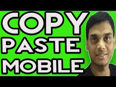 How to copy text easily from any websites, app on android mobile