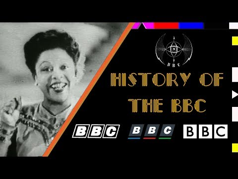 Download Youtube: Variety in sepia - History of the BBC