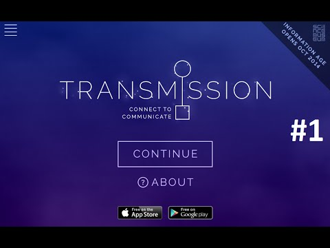 Armor Games - Transmission Level 1-1 - 3-12 Walkthrough