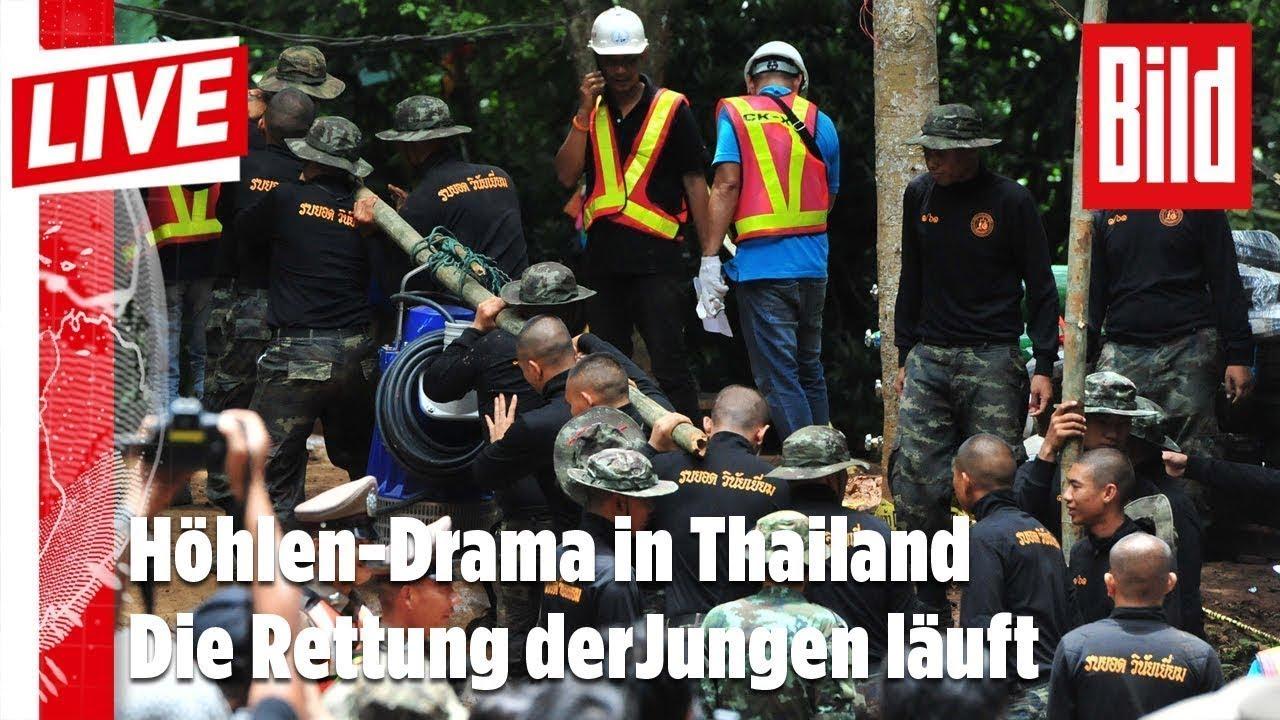 Höhle Thailand Kinder