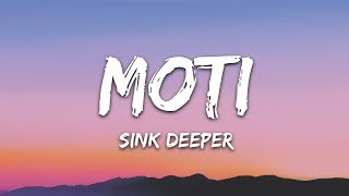 MOTi - Sink Deeper (Lyrics) ft. Icona Pop