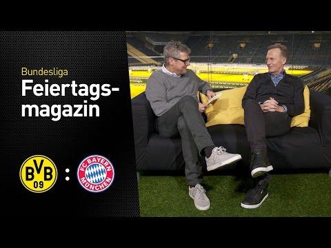 Feiertagsmagazin mit Hans-Joachim Watzke | BVB - FC Bayern München
