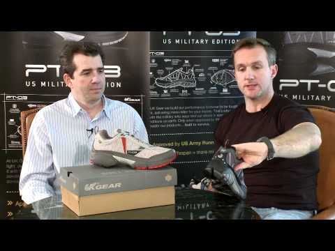 British Forces UK Gear GT-02 Training Shoes