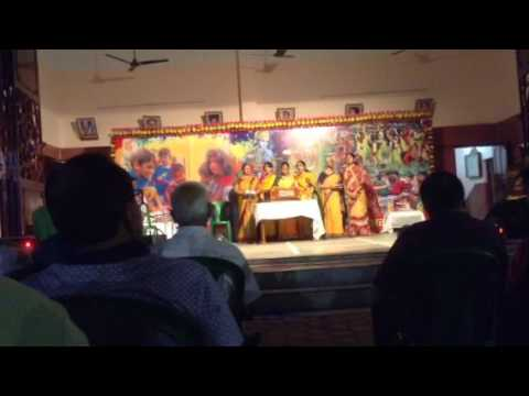 Cultural evening on HOLIDAY in DL Block, Salt Lake