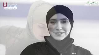 Фигуристка из Арабских Эмиратов