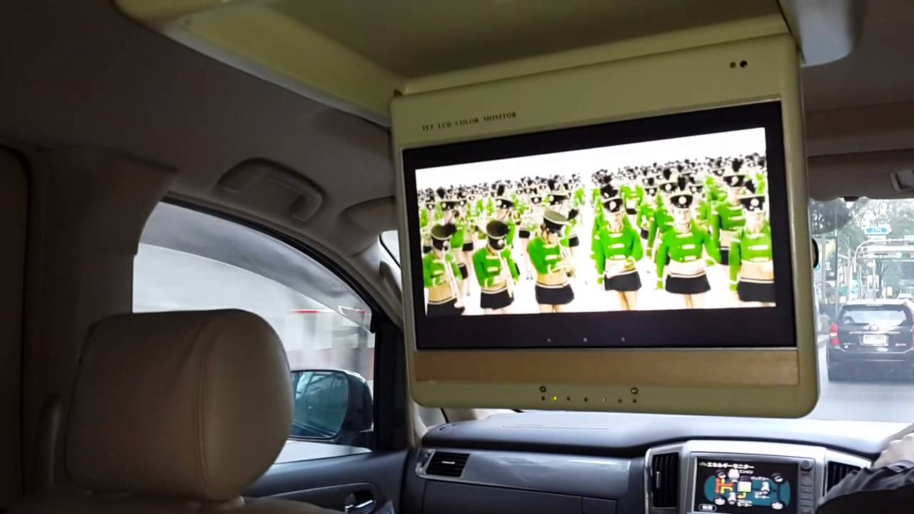 Best Car Roof Monitor