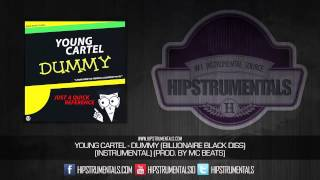 Young Cartel - Dummy (Billionaire Black Diss) [Instrumental] (Prod. By MC Beats)