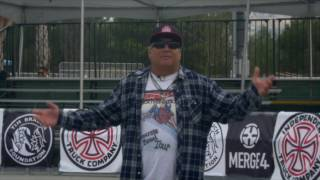 Tim Brauch Foundation Bowl Contest PSA: Lake Cunningham, San Jose CA 2016