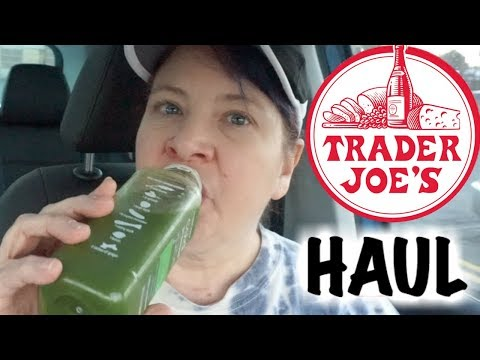 Trader Joe's Haul February 2017 | Taste Testing 2 items!
