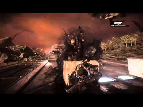 Easiest Way To Beat General RAAM On Insane Difficulty SOLO: Gears Of War: Ultimate Edition