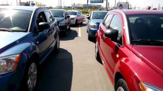 Встреча Dodge Caliber Club 9 мая 2016 - Питер