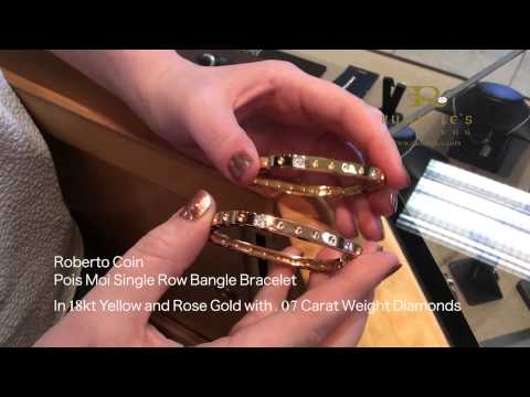 Rummele's Jewelers - Product Focus:  Roberto Coin and Marco Bicego Bracelets