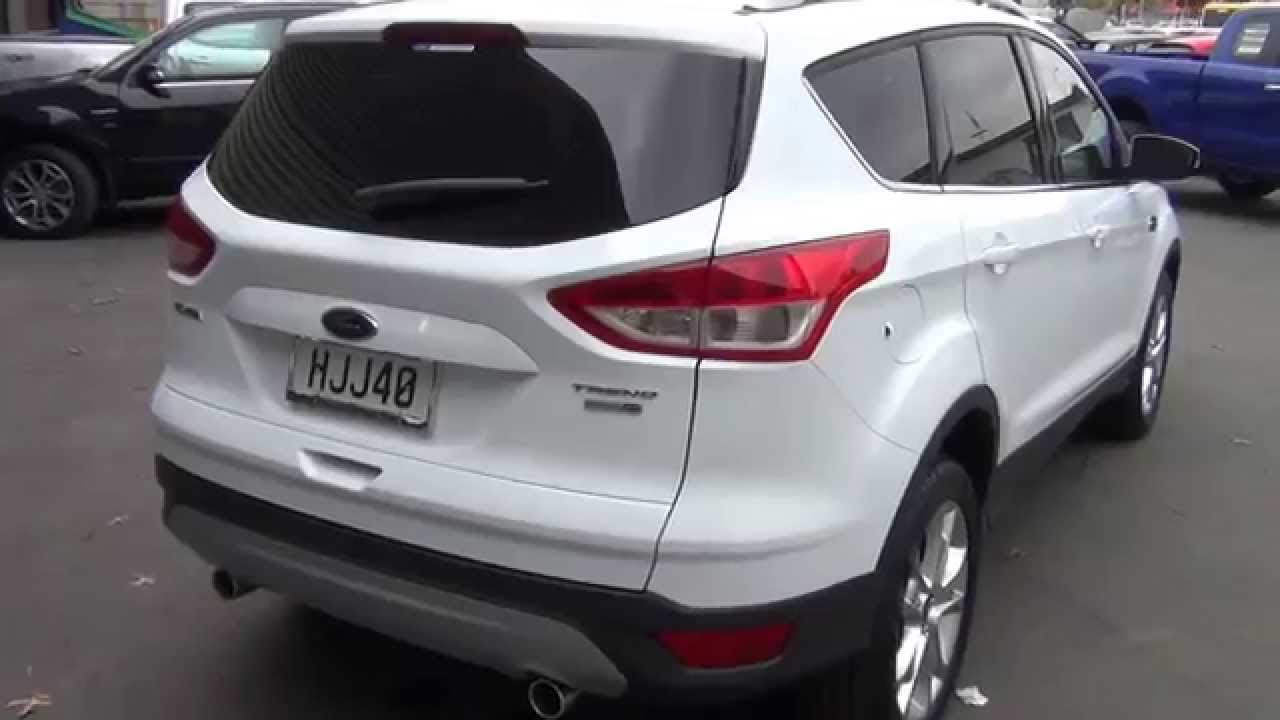 ford kuga trend ecoboost 2014 youtube. Black Bedroom Furniture Sets. Home Design Ideas