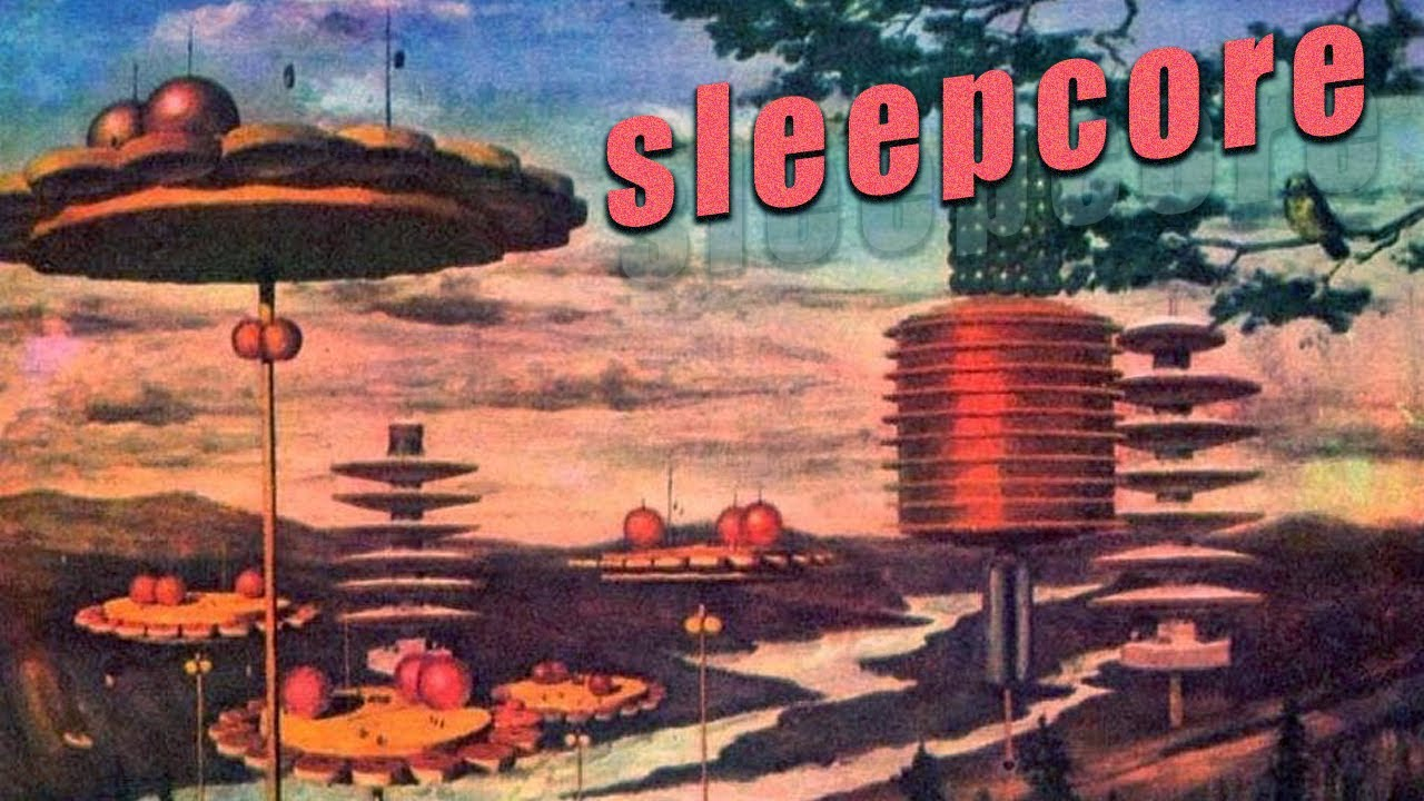 Download Retrofuturism: Past Predictions of the Future | Sleepcore