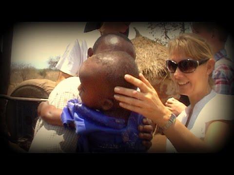 Besøg i Massailand i Tanzania, Afrika.  Guide: Miriam Bjerre.
