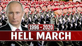 Hell March History and Evolution | Red Alert Games 1996 - 2020 | Русская армия  | Russian Parade