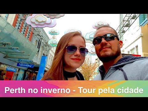 Tour Por Perth (no Inverno) - All´stralia Para Todos