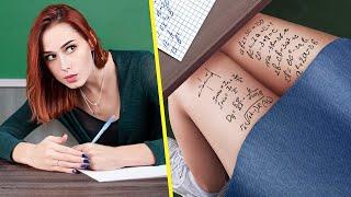 13 Trò Tuyệt Vời Với Đồ Dùng Học Tập / Những Điều Bạn Không Bao Giờ Nên Làm Ở Trường